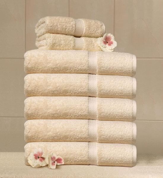 Crown Jewel Bath Set 12 Bath Towels 12 Hand Towels 12: MaxTex, Inc